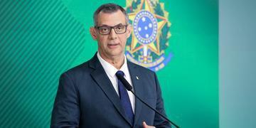 Otávio Rêgo Barros respondeu questões dos jornalistas