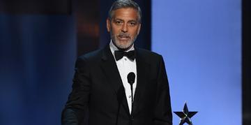 Ator americano George Clooney defendeu nesta sexta-feira o boicote a nove hotéis de propriedade do Brunei