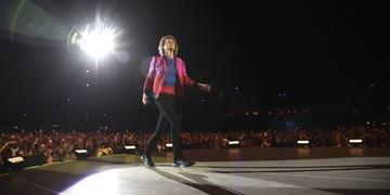 Mick Jagger passará por tratamento médico e teve que adiar shows dos Rolling Stones