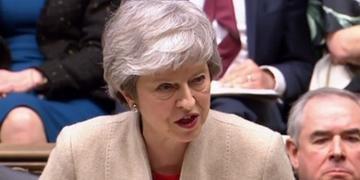 Texto de Theresa May para o Brexit foi rejeitado pela terceira vez esta semana