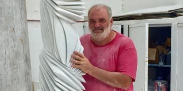 Pablo Atchugarry comanda fundação que irá homenagear arte latino-americana