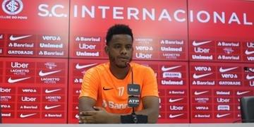 Rithely disse que Inter tem que ter cuidado e esperteza contra o Caxias
