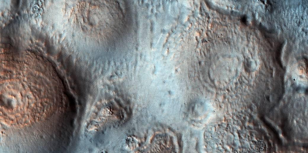Em junho de 2018 a NASA anunciou que seu robô móvel Curiosity havia detectado metano na atmosfera marciana.