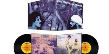 LP foi o segundo trabalho de estúdio de Lula Cortês e a estreia de Zé Ramalho