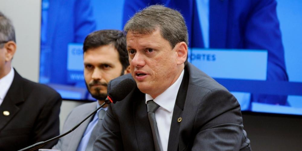 Ministro foi questionado sobre a determinação durante audiência pública na Comissão de Viação e Transportes da Câmara dos Deputados