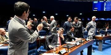Senado aprovou hoje PEC do Orçamento
