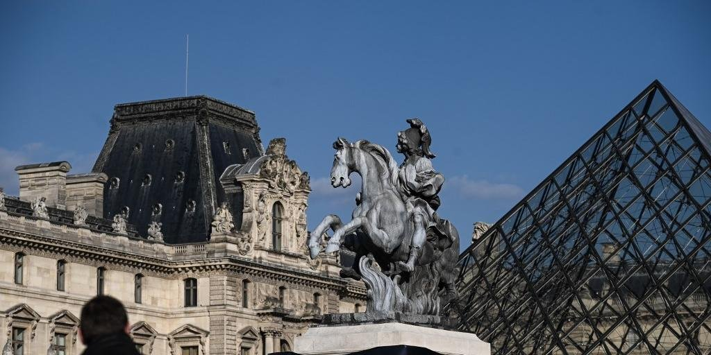 Noite de sonho oferecida no maior museu do mundo, quando as portas estarão fechadas, será de 30 de abril a 1 de maio