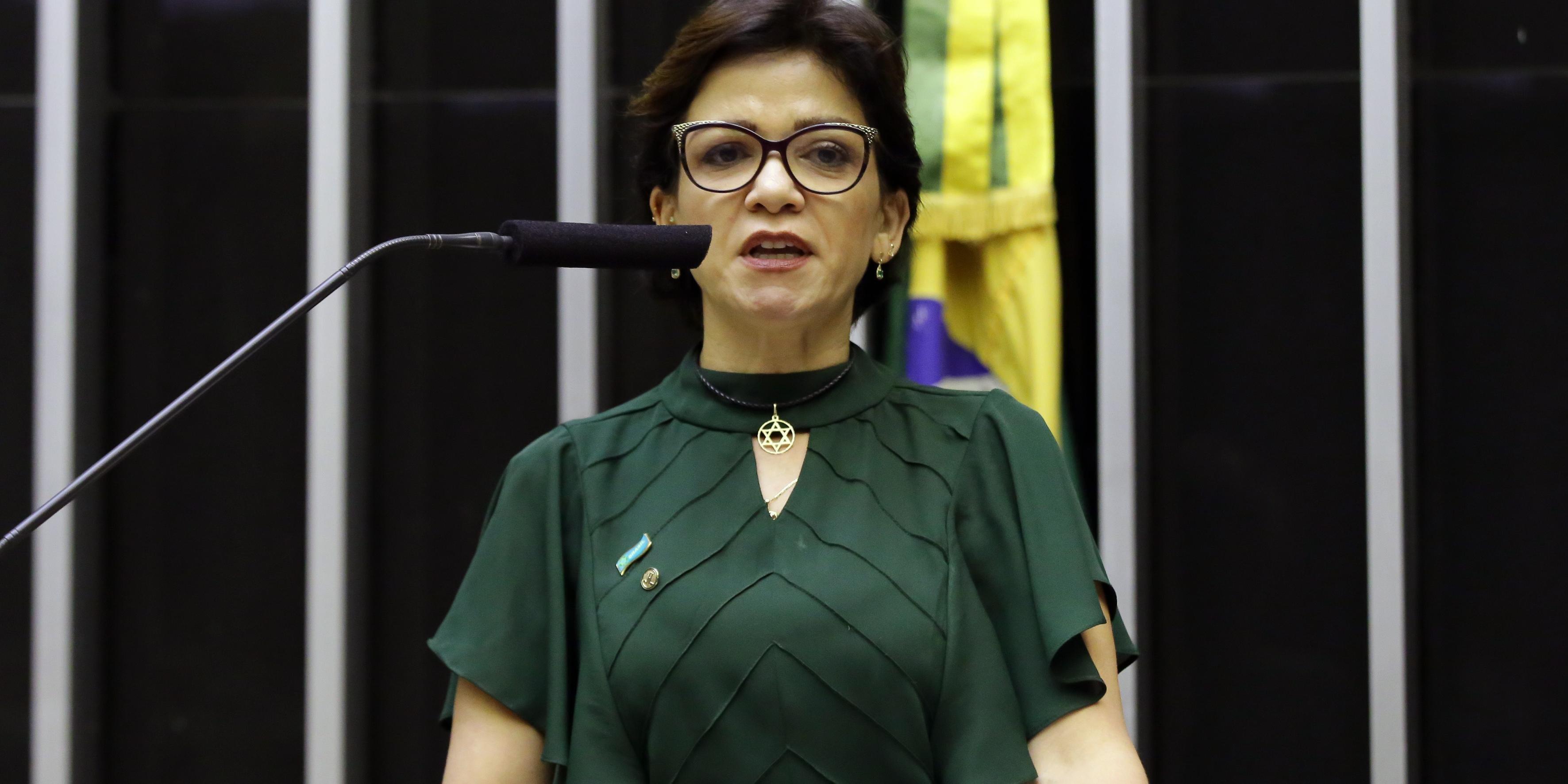Pedido da deputada ocorre após a deputada federal Alê Silva (PSL-MG) ter solicitado proteção policial alegando ter recebido ameaças do ministro