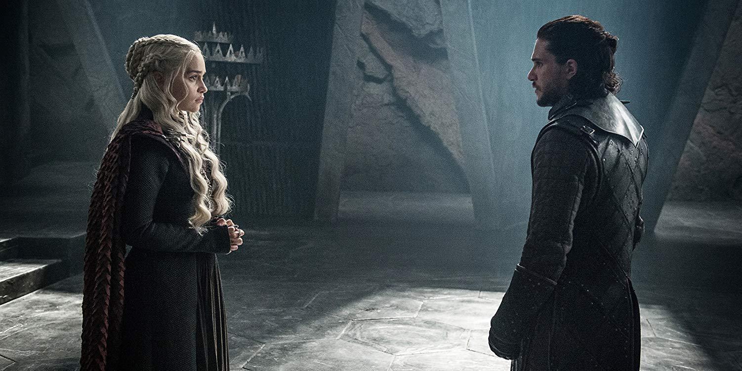 Daenerys Targaryen e Jon Snow estão entre os favoritos para assumir o trono de Westeros