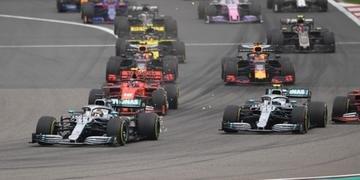 Mercedes fez terceira dobradinha e mandou um abraço para a Ferrari