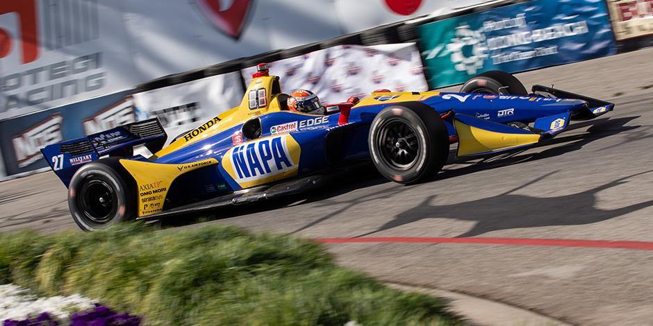 Norte-americano conquistou vitória 200 do seu time, a Andretti Auto Sports