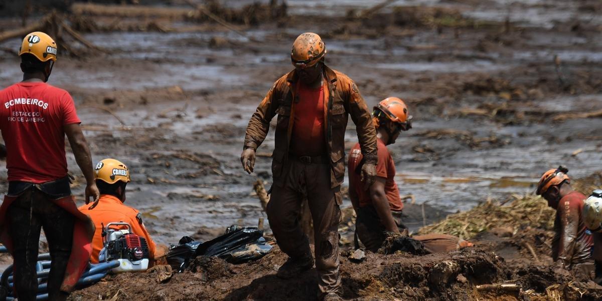 Tragédia em Minas Gerais arrasou região de Brumadinho
