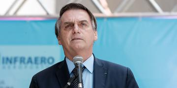 Assessor do presidente para assuntos internacionais e o deputado estadual Eduardo Bolsonaro comentaram a declaração de De Blasio
