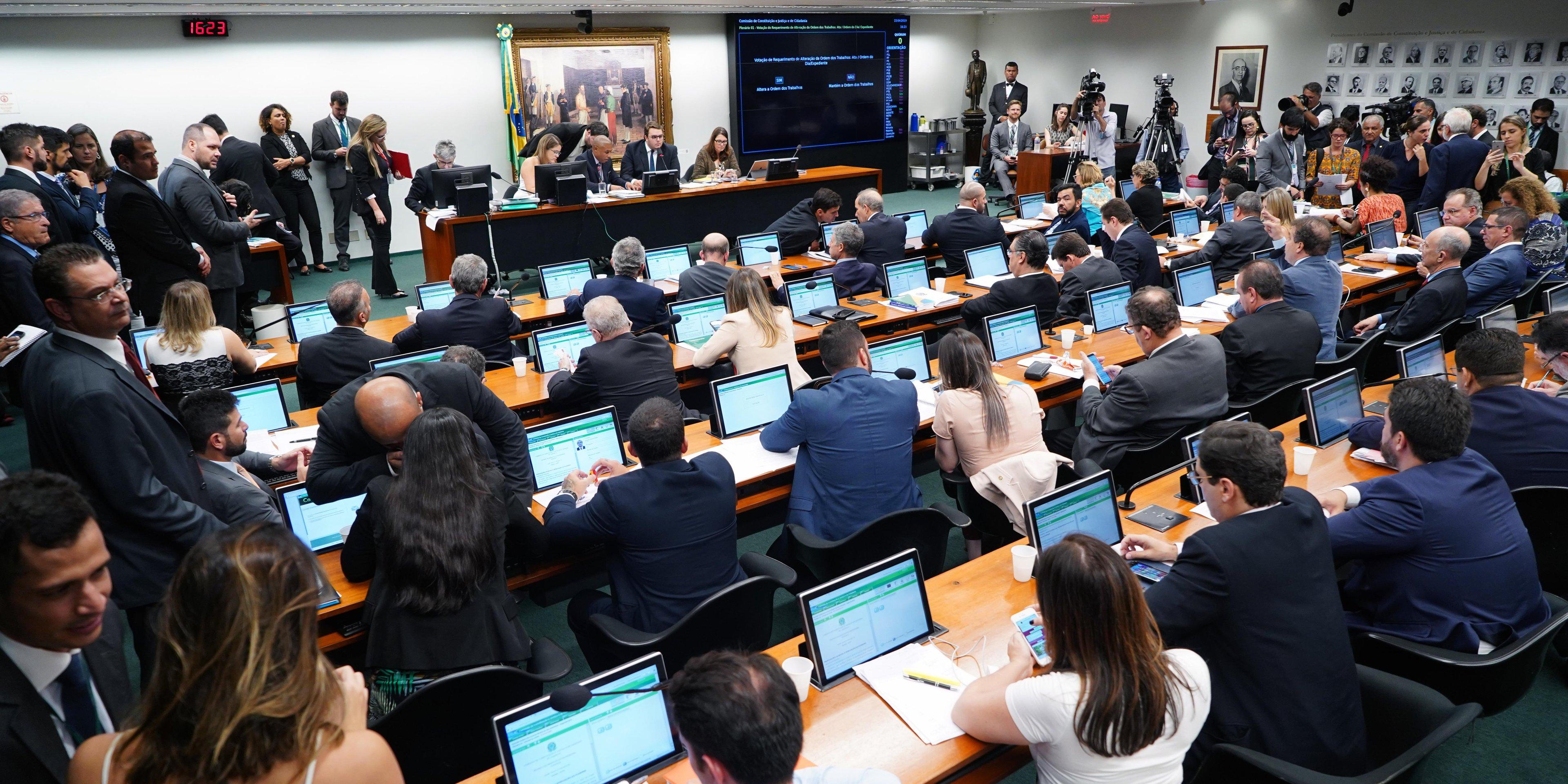 Sessão analisou texto aprovado no Senado com modificações