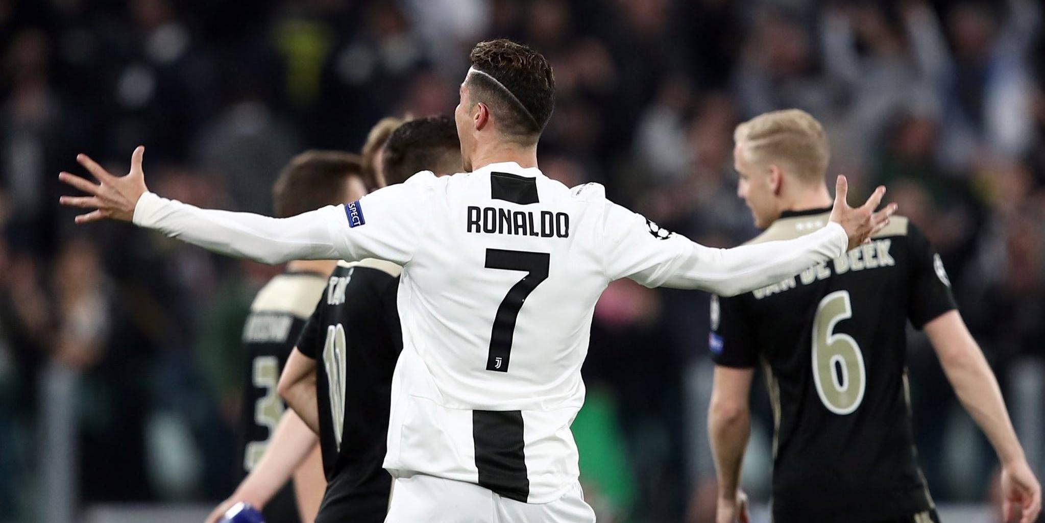 Cristiano Ronaldo fica fora da semifinais da competição pela primeira vez desde 2010