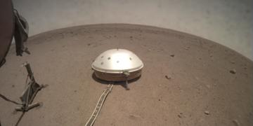 Missão da NASA pousou no planeta vermelho no final do ano passado