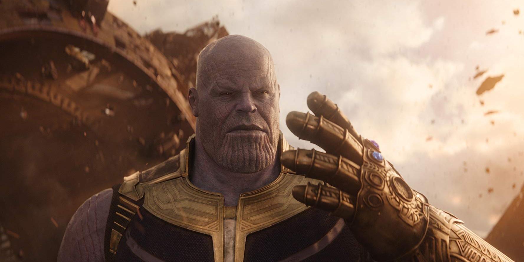 Os Eternos | Thanos pode estar em novo filme da Marvel