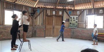 Oficina Cine Kaingang acontece todas as quintas-feiras em São Leopoldo