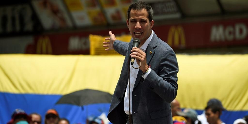 Afirmação foi feita durante um novo dia de mobilizações em Caracas contra o governo de Maduro