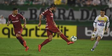 Equipe alternativa perdeu para a partida de estreia no Brasileirão para a Chapecoense