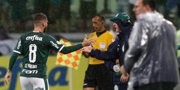 Zé Rafael foi destaque da partida em São Paulo