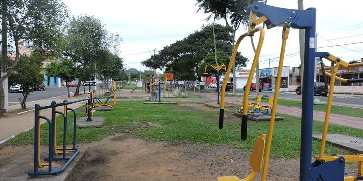 e65c5ac5b Moradores reclamam da falta de infraestrutura em espaços públicos de Esteio