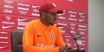 Patrick projetou clima de final para jogo com o Flamengo