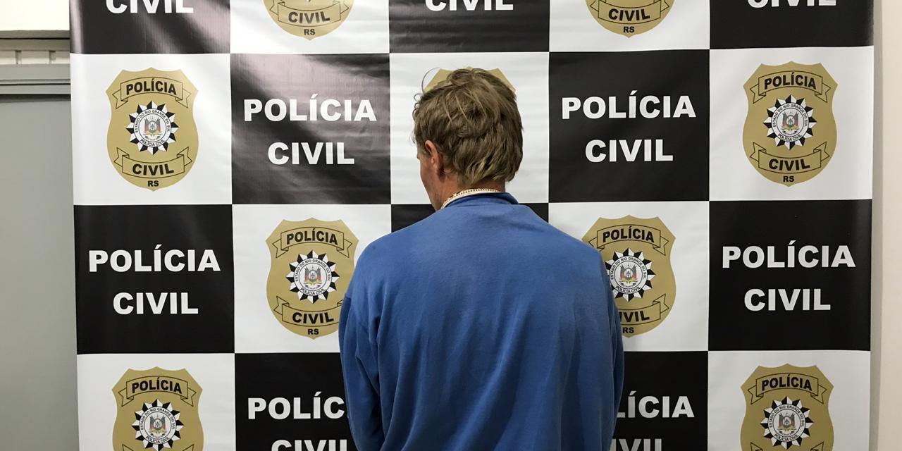 Suspeito de participar em assalto de Porto Xavier se entrega