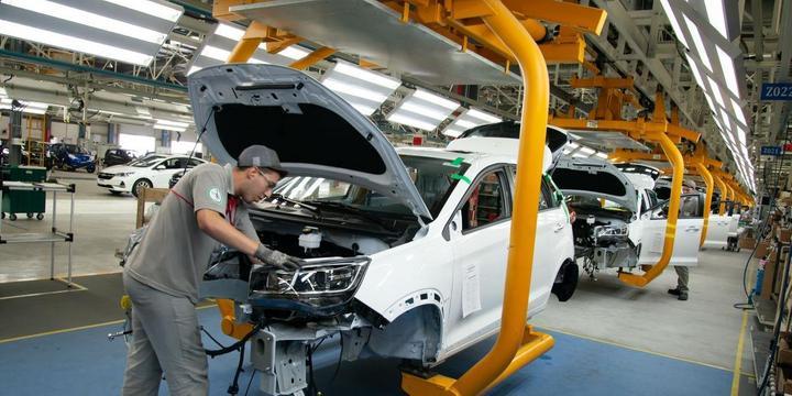 e20415f49a50 Produção de veículos cresce 0,5% em abril em relação ao mesmo mês de 2018,  diz Anfavea