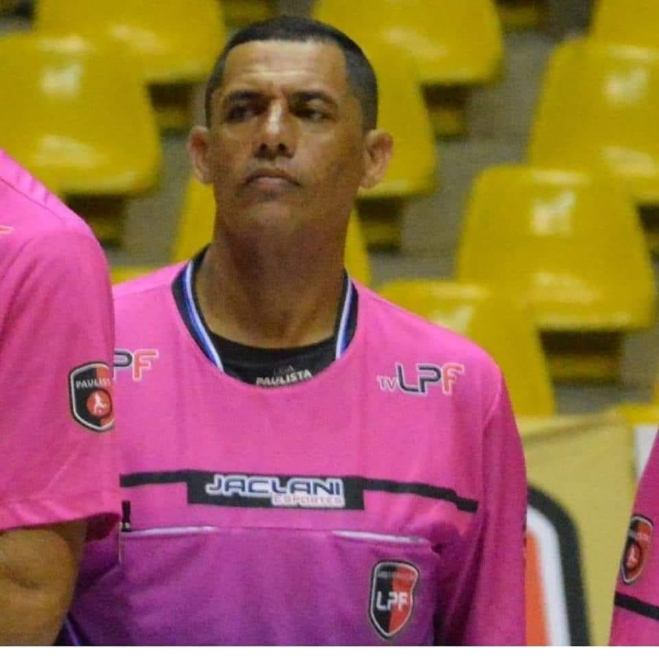 Image result for images of 44-year-old refree Isildo Fabiano Bianchi da Silva