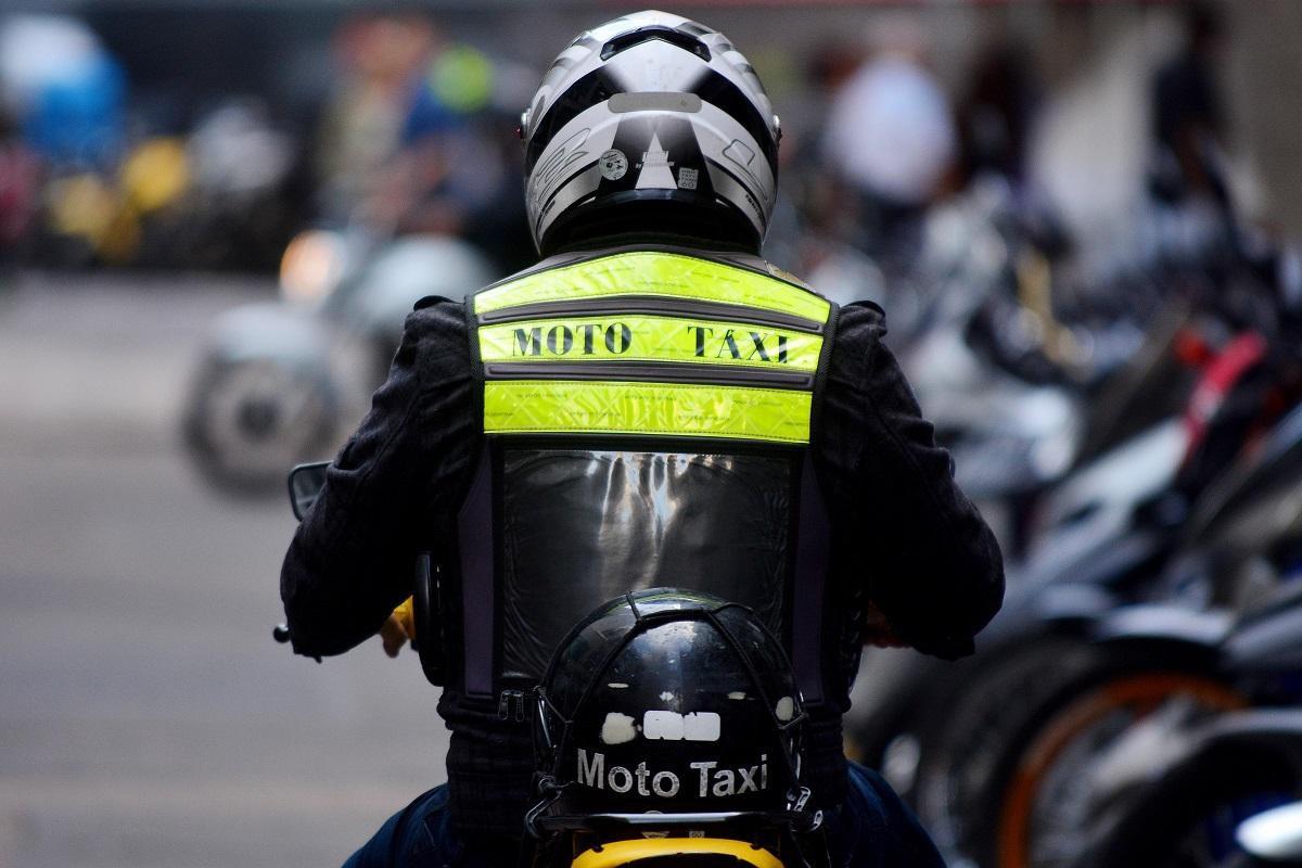 Cerca 700 mototaxistas atuam informalmente no transporte de ...