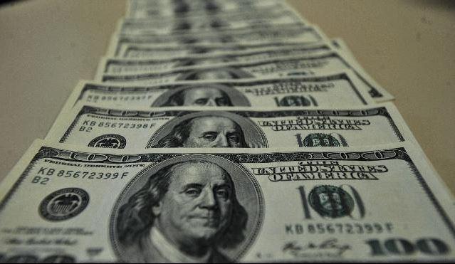 Os dólares estão voltando ao Brasil