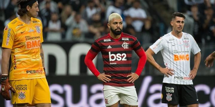 Flamengo Recebe O Corinthians Para Selar Vaga Nas Quartas Da