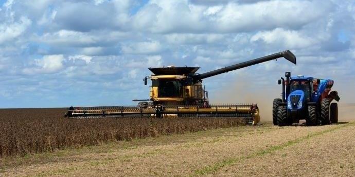 Brasil registrou recorde de comercialização 83,6 milhões de toneladas para o exterior