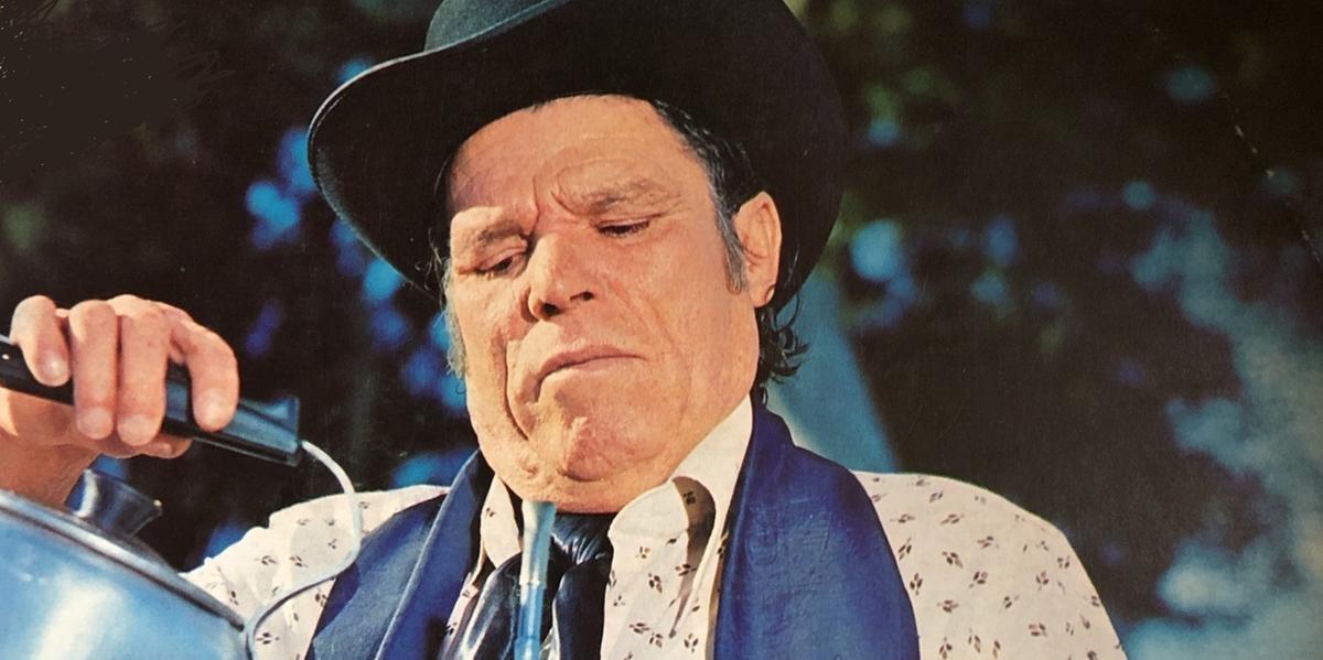Gildo Freitas conquistou o Rio Grande do Sul com suas trovas e depois com seus discos