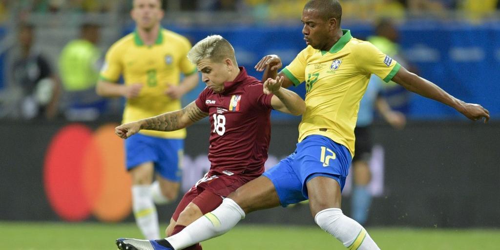 Seleção criou pouco e ficou no 0 a 0 contra a Venezuela
