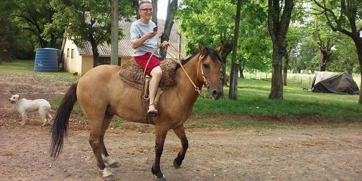 Conto Um Cavalo
