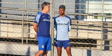 Jogador avaliou que equipe fez boa partida contra o Bahia na última quarta