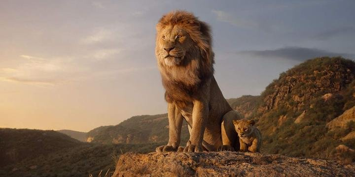 Filme o rei leão completo dublado