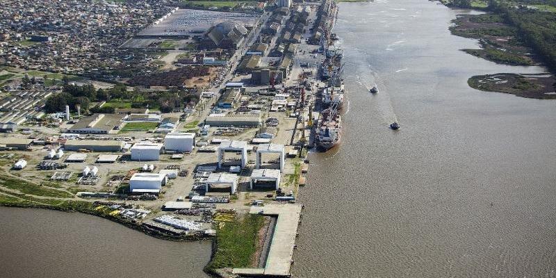 Investimento foi aprovado para o Porto de Rio Grande
