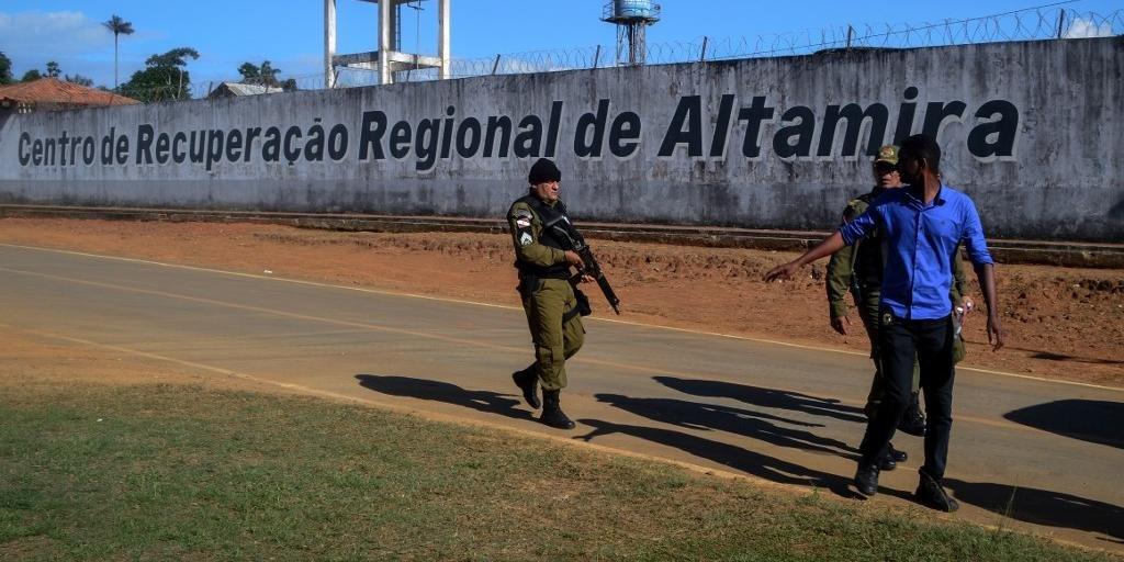 Na segunda-feira, massacre em Altamira deixou 58 mortos