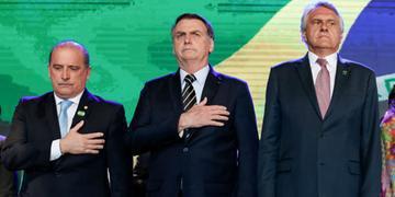 Presidente deu as declarações após assinar o contrato de concessão de trechos da ferrovia Norte-Sul em Anápolis (GO)