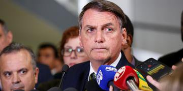 Equipe de Bolsonaro fez reunião para falar sobre impacto das falas do presidente