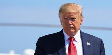 Trump recebeu carta de Kim Jong-un