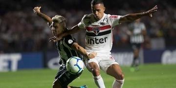 São Paulo venceu o Santos por 3 a 2