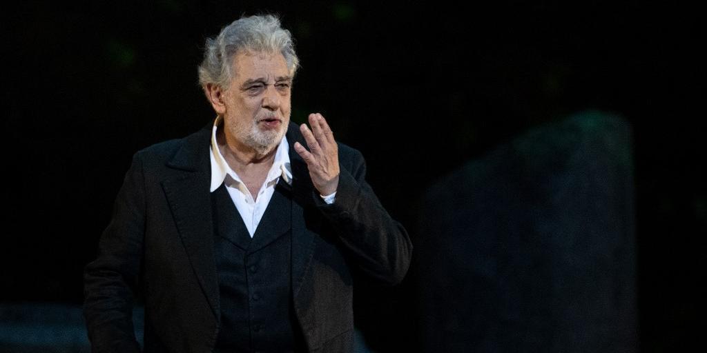 Plácido Domingo foi acusado de assédio sexual por nove mulheres que trabalharam com ele nos anos 80
