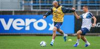 Tardelli pode aparecer como alternativa no time titular