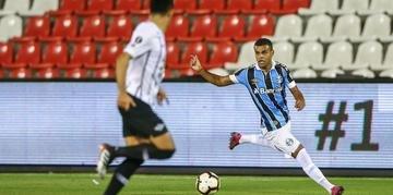 Alisson quer Grêmio