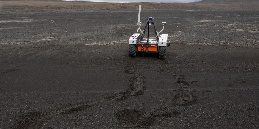 Ilha vulcânica mantém características semelhantes ao Planeta Vermelho