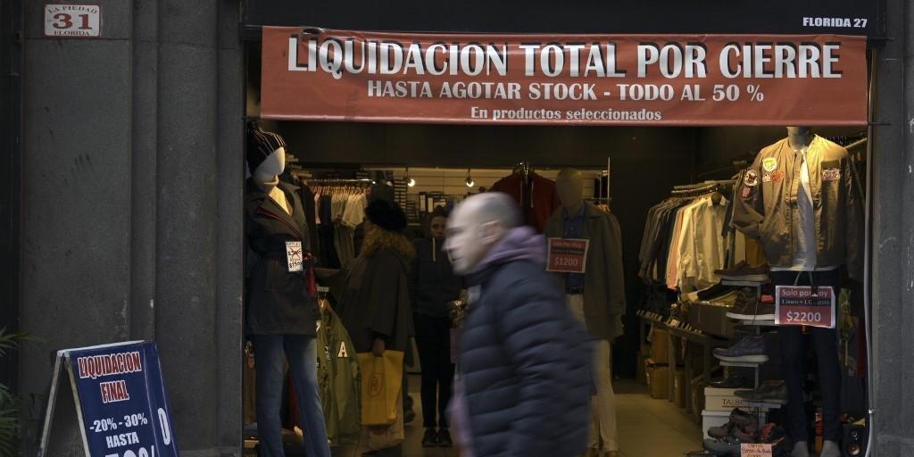 Argentina está em recessão desde 2018